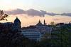 Montmartre (vladimirjamet) Tags: paris montmartre sacré coeur canon soirée hauteur 5d 300 buttes chaumont sky architecture skyarchitecture 75300 france