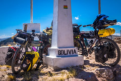 A pretty simple border entry into Bolivia.