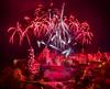 Rote Stunde (matthias_oberlausitz) Tags: bautzen feuerwerk wasserkunst spreetal spree dom rathaus nikoleikirche friedensbrücke illuminiert beleuchtet romantica oberlausitz feier fest