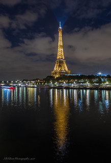 Reflections on the Seine