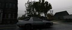 571 | slowmo (Brandon ProjectZ) Tags: watchdogs chicago windy overcast rain car lights slowmo trees roads natural lighting