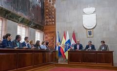 Visita oficial a Granadilla de Abona (Presidencia del Gobierno. Gobierno de Canarias) Tags: canarias gobierno clavijo granadilla