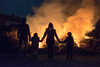 Family-gathering.jpg (adamsilvo) Tags: xt20 fujifilm fuji nighttime love family fire bonfirenight fireworks bonfire