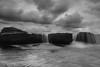 Giles Baths    Dolphins Point (David Marriott - Sydney) Tags: coogee newsouthwales australia au sea water falls giles baths natural rock pool ocean sydney nsw