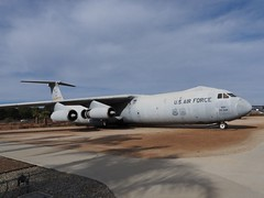 "Lockheed C-141B Starlifter 2 • <a style=""font-size:0.8em;"" href=""http://www.flickr.com/photos/81723459@N04/38284685974/"" target=""_blank"">View on Flickr</a>"