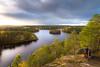 View from Katajavuori (Jyrki Salmi) Tags: jyrki salmi katajavuori repovesi kouvola valkeala finland outdoor