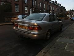 Mazda 626 GLX (VAGDave) Tags: mazda 626 glx 1999