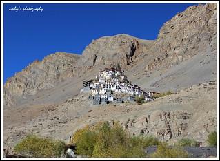 Ki Monastery - Kaza, Himachal Pradesh.