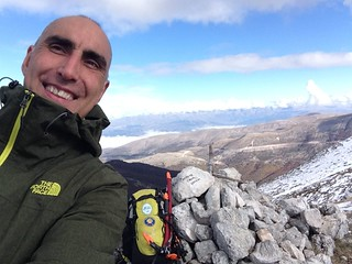 11/11/2017 - Monte Cava, 2000 m, Parco Naturale Regionale Sirente-Velino, Tornimparte (AQ)