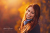 Smile (Pásztor András) Tags: nature women autumn red orange bokeh full frame eyes face moody sigma 70300mm tele portait forest sunset light sun dslr nikon d700 hungary andras pasztor photography 2017