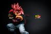 Dragon Ball - SCultures 7 - SS4 Gogeta-6 (michaelc1184) Tags: dragonball dragonballz dragonballgt dragonballsuper saiyan gogeta ss4 goku vegeta bandai banpresto anime manga figures toys