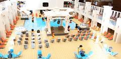 World's Largest LEGO Ship