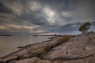 Killbear Provincial Park Sunset