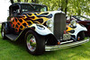 1932 Ford (Rackelh) Tags: car ford vintage vehicle classic classiccar flames