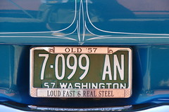 1957 Ford (bballchico) Tags: 1957 ford goodguys carshow mildcustom pinstripes johnlandree