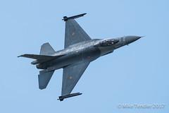 Belgian Air Force F16 (Michael Tendler) Tags: xf100400mmf4556rlmoiswr aircraft airshow aviation bigginhill festivalofflight fuji fujifilm xt2