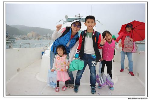【9Y&6Y8M】基隆‧漁你同樂漁夫嘉年華(漁村巡禮x乘船xDIY)