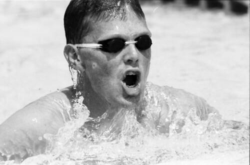 196 Swimming EM 1991 Athens