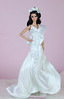 Lilith looks amazing as a bride <3 (Regina&Galiana) Tags: fashionroyalty nuface integritytoys doll fashion lilith hard metal outfit gown dress ooak for sale