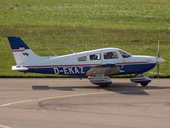 D-EKAZ Piper Pa-28 Cherokee Archer (johnyates2011) Tags: friedrichshafen aerofriedrichshafen dekaz piper pa28 cherokeearcher piperpa28 piperpa28cherokeearcher
