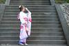 DSC_1397 (Robin Huang 35) Tags: 陳郁晴 羽晴 min 桃園神社 神社 和服 日本和服 振袖 優花梨和服 人像 portrait lady girl nikon d810