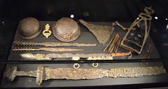 Viking Weapons and Tools (RockN) Tags: viking tools weapons c800ad july2017 museumofnatureandscience denver colorado