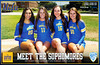 UCLA Women's Volleyball - 2017 Sophomores