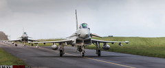 Eurofighter Typhoon FGR.4 (steviebeats.co.uk) Tags: exercise joint raflossiemouth warrior 1 sqn no1 squadron eurofighter typhoon fgr4