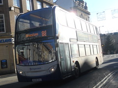 Stagecoach 15445 MX08 GHJ (Alex S. Transport Photography) Tags: bus outdoor road vehicle stagecoach stagecoachmidlandred stagecoachmidlands adl enviro 400 e400 scania n320ud
