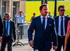 Emmanuel Macron (Tony Shertila) Tags: senningerberg luxembourg lux 20170829181558 luxembourge grandduchy europe president france macron emmanuelmacron street outdoor building people crowd meeting