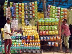 gwalior 2017 (gerben more) Tags: chips gwalior youngman shop market india