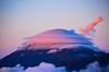 Semeru (Axelle Tempé) Tags: semeru volcano cloud gaz sunrise