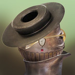 Lady with hat thumbnail