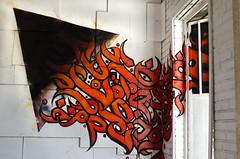 Prisoner Calligraffiti