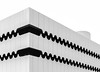 Bright White (Darren LoPrinzi) Tags: 5d canon5d manhattan ny nyc newyork newyorkcity urban canon city miii building bw blackwhite blackandwhite mono monochrome lines geometry geometrical diagonal diagonals architectural architecturalabstract abstract midtown
