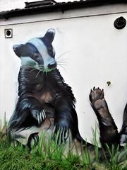Irony & Boe / Penge - 11 nov 2017 (Ferdinand 'Ferre' Feys) Tags: london england uk streetart artdelarue graffitiart graffiti graff urbanart urbanarte arteurbano ferdinandfeys irony