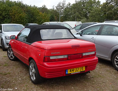 1992 Suzuki Swift Cabrio (peterolthof) Tags: peterolthof 44jjjs leek