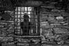 Ventana (Eduardo Estéllez) Tags: ventana reja enrejada urna tina tinaja pizarra ceramica piedra hierro antiguo historica window grille lattice urn tub jar slate ceramics stone iron antique historic monsaraz alentejo portugal monochrome estellez eduardoestellez