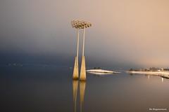 Hamar Norway (Bo Ragnarsson) Tags: norway hamar boragnarsson sea shore klokkespillet klokketårnet norge