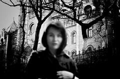 2013 04 18_100 (natalia_satsyk) Tags: porträt portrait blackandwhite architecture focus notinfocus lviv church