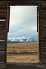 What A View (jpeder55) Tags: wood xt2 fuji fujifilm grandtetonnationalpark homestead house jpedersenphotography landscape nature rustic winter wyoming