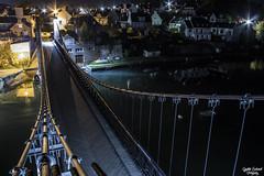 Le vieux Pont du Bono (Undiscoveredplaces) Tags: lebono bono bridge pont patrimoine bretagne morbihan freeclimb climbing escalade nightscape architecture photographylover photographyislife nightphotography photodenuit killyourcity heatercentral youngkillerz