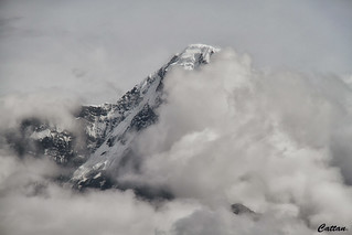 Shrouded Peak, Annapurna, Himalayas