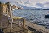 Torre del Greco (skorpionet) Tags: mare torredelgreco molo barche nikon d5200 porto sea sedia chair