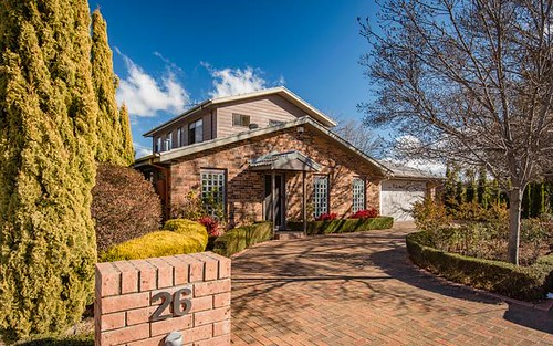 26 Collybrul Crescent, Isabella Plains ACT 2905