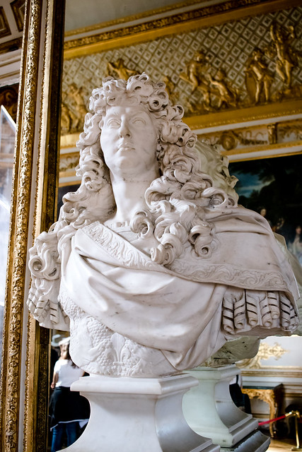 King Louis the XIV
