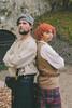 Outlander (aliasmarteena) Tags: outlander cosplay cosplayer outlanderstarz scotland kilt scottish highlands lucca comics tv series jamie fraser crossplay murtagh history