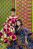 eleanor and yanick 2 (siena2012) Tags: african fashion editorial dresses colour colourful contrast cultural