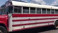 Iglesia Catolica-3 (ramon10vm) Tags: guaguasdecuba omnibushabana international schoolbus