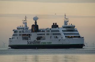Scandlines Ferry, Puttgarden